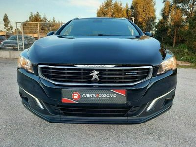 usado Peugeot 508 SW 2.0 BlueHDi Business Line Pack