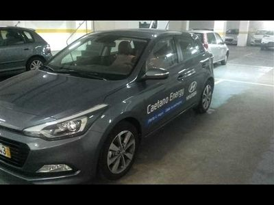 usado Hyundai i20 1.0 TGDI 100 CV Comfort+Pack Luz+JLL16
