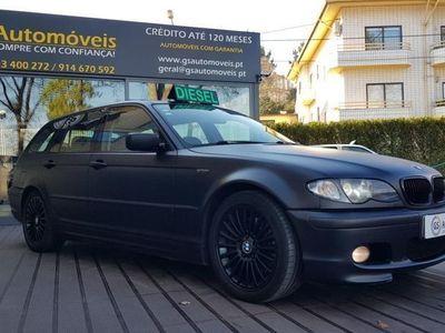 usado BMW 330 D 184cv Nacional