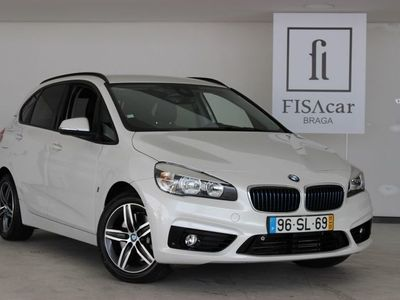 usado BMW 225 Active Tourer xe Line Sport Plug In