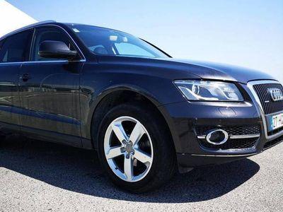 usado Audi Q5 QUATTRO 148.000 Nac.