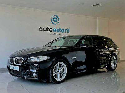 usado BMW 535 DA LCI Touring - Pack M (F11)