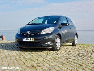 gebraucht Toyota Yaris 1.4 D4-D