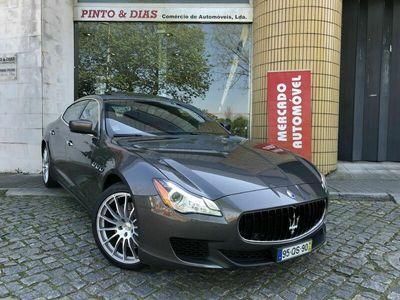 usado Maserati Quattroporte 3.0 V6 S Q4