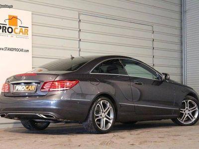usado Mercedes E220 220 CDI Coupe