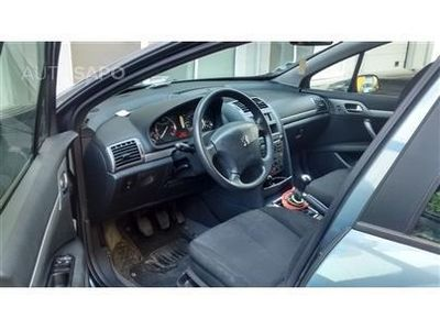 gebraucht Peugeot 407 SW 1.6 HDi Executive (109cv) (5p)
