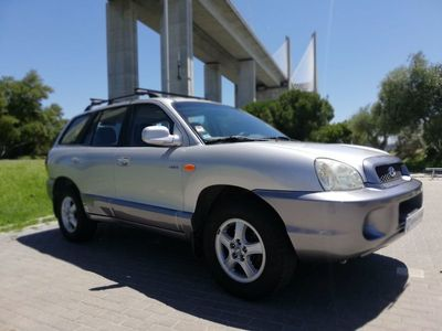 usado Hyundai Santa Fe 2.0 CRDi VGT 4WD