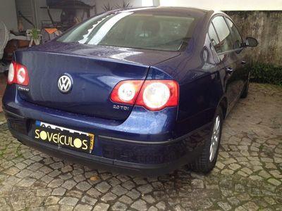 usado VW Passat 5lug 4p (140cv)