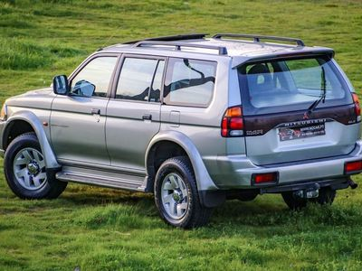 gebraucht Mitsubishi Pajero Sportwagon