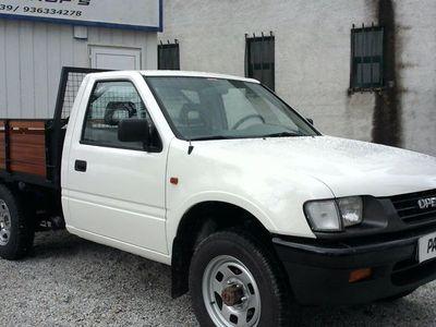 usado Opel Campo 2.5 DI 4x4 2 lug