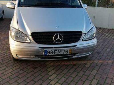 usado Mercedes Viano 2.2 150cv longa