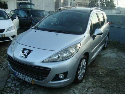 usado Peugeot 207 1.6 HDI SE SPORTIUM