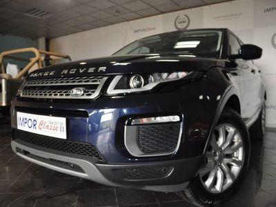 usado Land Rover Range Rover evoque 2.0 D4 SE 150CV CAMARA
