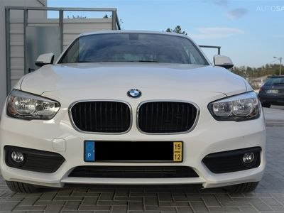 usado BMW 116 Série 1 d EfficientDynamics Advantage (116cv) (3p)