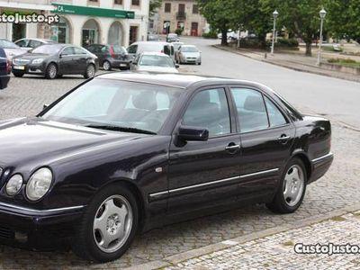 usado Mercedes E300 avantgard