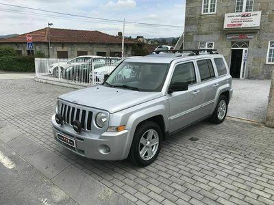 usado Jeep Patriot 2.0 CRD Limited