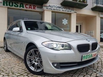 usado BMW 218 525 525 d Touringcv GPS