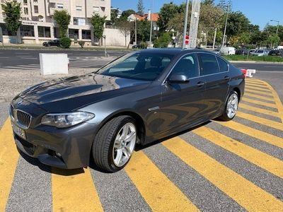 usado BMW 520 D - Aut - Pack M