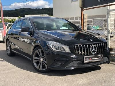 usado Mercedes CLA200 Shooting 136CV