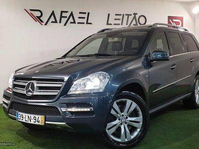 usado Mercedes GL350 CDi 4-Matic 7L