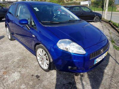 gebraucht Fiat Punto 1.3 multijet 90cv