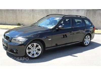 usado BMW 320 Série 3 D PACK M Navigation 177Cv – Bixenon