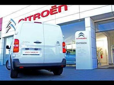 usado Citroën Jumpy 1.6 BlueHDi M