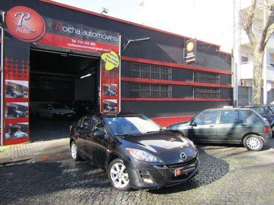 brugt Mazda 3 1.6 MZ-CD Sport (109cv4p) AC DA