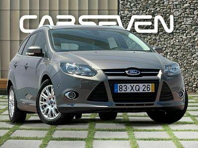 usado Ford Focus SW 1.5 TD-Ci Titanium Best Pele