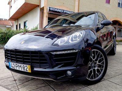 brugt Porsche Macan S S