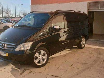 usado Mercedes Viano 2.2 CDI 7 LUGARES LUXO
