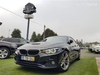 usado BMW 425 Série 4 Gran Coupé d Line Sport Auto (224cv) (5p)
