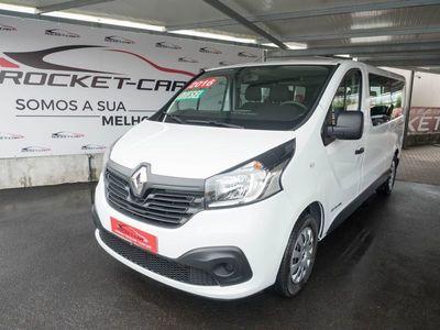 gebraucht Renault Trafic TraficIII 1.6DCI 125HP 9 Lugares