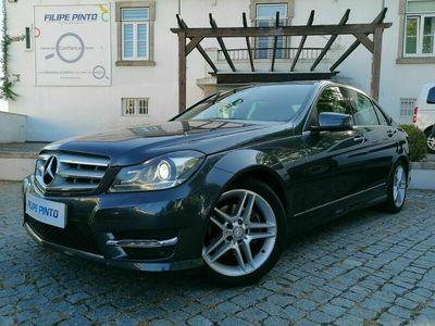 usado Mercedes C220 CDI AMG Avantgarde