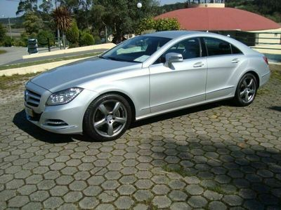 usado Mercedes CLS250 CDi BlueEfficiency