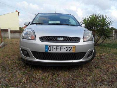usado Ford Fiesta spotvan