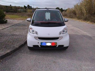 usado Smart ForTwo Cabrio caixa mista