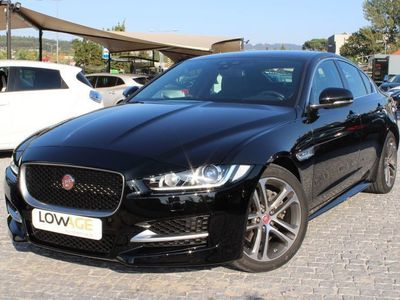 usado Jaguar XE 2.0d R-Sport Auto