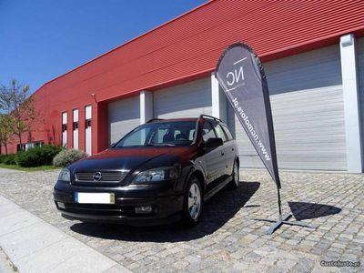 used Opel Astra Caravan 1.4i