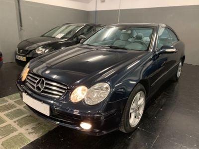 usado Mercedes CLK200