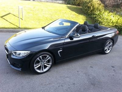 usado BMW 420 Série 4 D Cabrio Aut