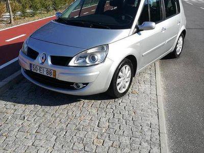 gebraucht Renault Scénic 1.5 dci