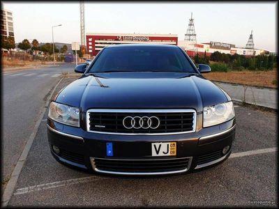 second-hand Audi A8 4.0 TDI