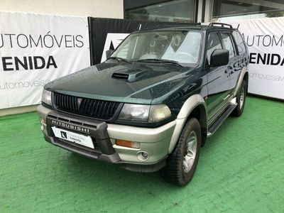 brugt Mitsubishi Pajero Sport Wagon