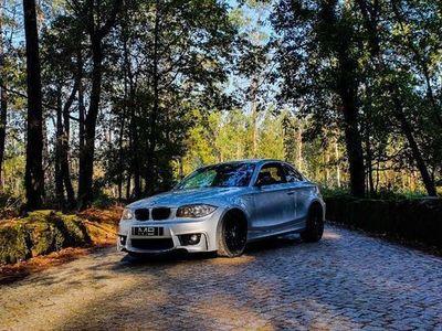 usado BMW 120 Coupé M PERFORMANCE