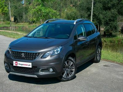 usado Peugeot 2008 ALLURE 1.6 HDI 100cv