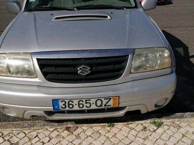 usado Suzuki Grand Vitara 2.0