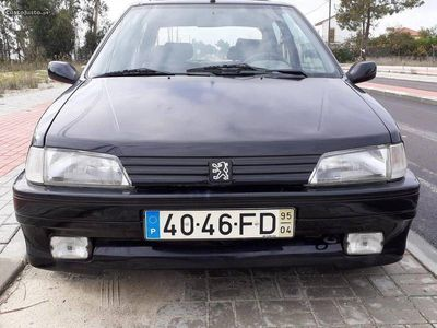 usado Peugeot 106 Xsi com swap cup