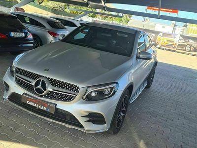 usado Mercedes GLC220 D AMG 4Matic SPORT