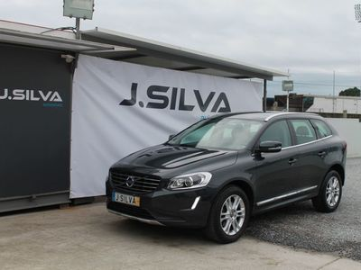 brugt Volvo XC60 Momentum Geartronic